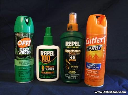 Mosquito and Tick DEET Repellent