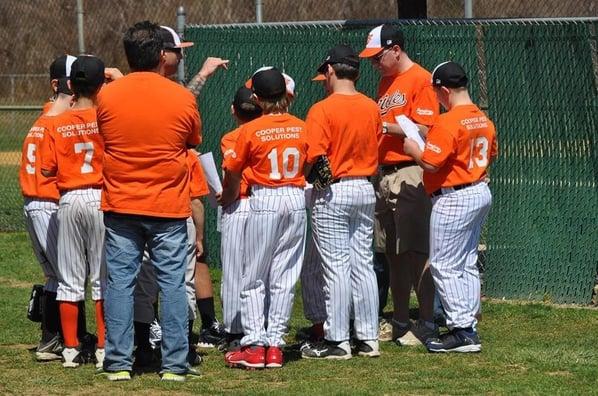 New Jersey Little League Sponsorship