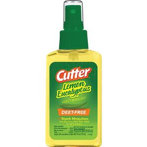 lemon eucalyptus repellent
