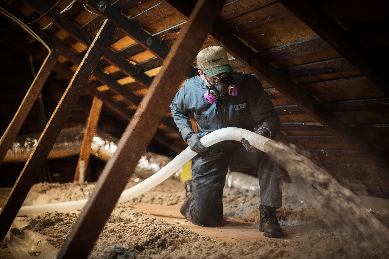 Cooper Pest Insulation Service