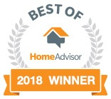 HomeAdvisor Best of Award