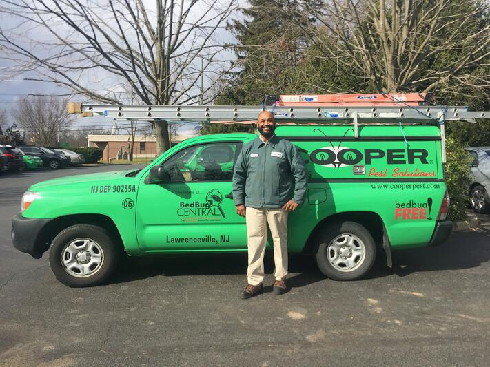 Exterminator in Lansdale PA