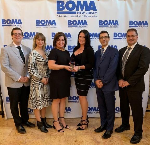 BOMA TOBY Award