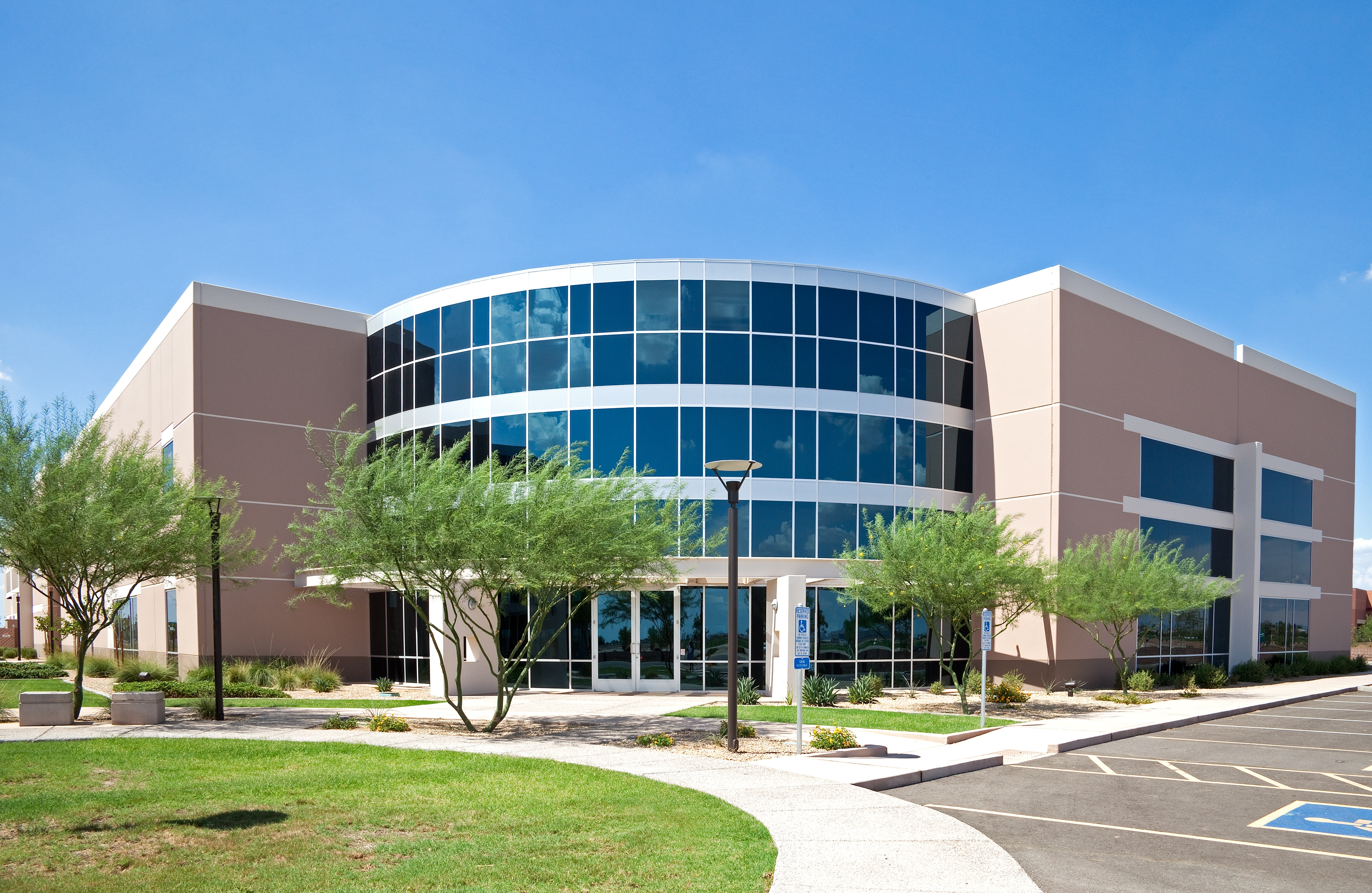 commercial office building pest control